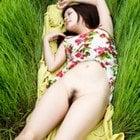 草緑より美女ヌード
