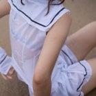 濡れエロ写真は若い娘