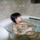 ラブホ風呂の女の子ヌード