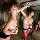 鏡+鏡×おっぱい